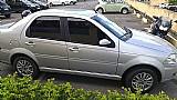 Fiat siena 2010 prata 2010
