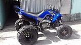 Quadriciclo raptor 700 azul - 2010