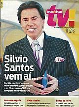 Silvio santos,    completou 80 anos em 2010,    revista tudo de bom tv nº 281