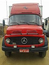 Mercedes 1513 truck bau 7, 5m 1982