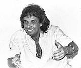 Roberto carlos concedendo entrevista antes do carnaval em 15/01/1987