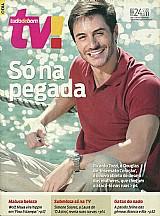 Ricardo tozzi,    interpretou douglas na novela insensato coracao,    revista tudo de bom tv nº 313