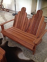 Moveis rusticos madeira macica