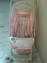 Carrinho de bebe gazerano rosa