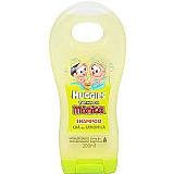 Shampoo huggies turma da mônica - camomila - 400ml