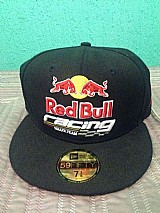 Bone red bull original sem uso