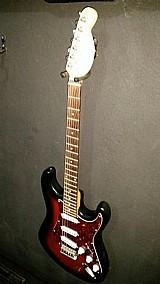 Guitarra tagima memphis headstock