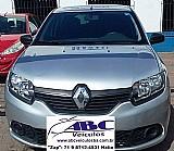 Renault sandero 1.0 prata - 2015