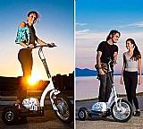 Triciclos / patinetes eletricos - ótima oportunidade
