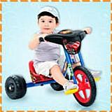 Triciclo para crianca 1 ano -  moto 3 rodas ,  triciclo
