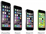 Iphones e celulares android