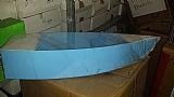 Barco de madeira yemanja