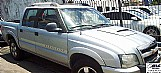 Chevrolet s10 2.4,  4 x 2,  flex,  cab.dupla,  prata - 2011