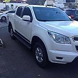 Chevrolet s10 branca ano 2015