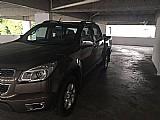 Chevrolet s10 2013 preta