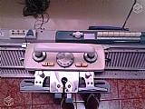 Maquina de tricô mitsubishi mh 700