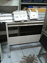 Maquina de trico eletrica com manual e assessorios