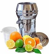 Extrator de suco aluminio profissional espremedor de laranja
