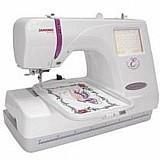 Maquina de bordar janome - mc350e usb