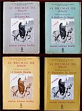 As brumas de avalon (1,   2,   3 e 4) de marion zimmer bradley,   titulos segue conforme ordenacao no texto