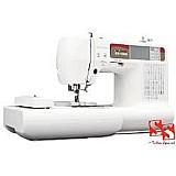 Maquina de bordar e costurar bivolt ss1300