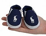 Sapato tenis sapatenis bebe crianca polo ralph lauren