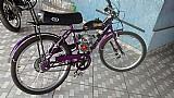 Bicicleta motorizada ano 2016