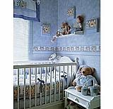 Papel de parede bobinex - figuras - infantil,  crianca,  bebe.