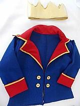 Fantasia pequeno principe 1 ano blazer e coroa!!