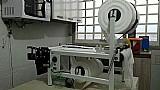 Fabrique fraldas descartaveis e absorventes