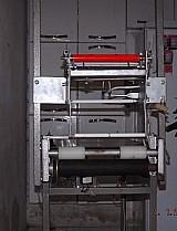 Maquina de confeccionar fraldas descartavei