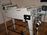 Maquina novohart motorizada de fazer fralda - r 3.900, 00