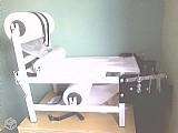 Maquina de fazer fralda descartavel