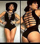 Roupa feminina - bodys bori trancado frente e costas