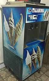 Maquina de sorvete expresso italianinha,  digital,  trifasica