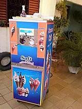 Maquina de sorvete expresso alphagel