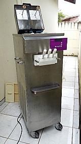 Maquina de sorvete expresso trimaksul tk com injetor de ar