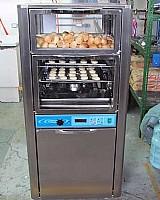 Maquina de pao de queijo expresso usada