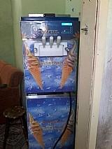 Maquina sorvete expresso trimaksul usada