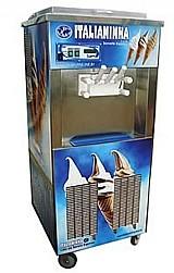 Maquina de sorvete expresso italianinha usada 2014