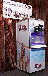 Maquina de sorvete expresso via8 max nova