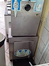 Maquinas de sorvete expresso 5 sabores