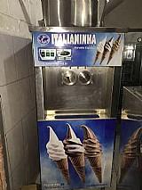 Maquina de sorvete expresso italianinha ntga-at