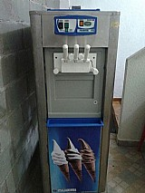 Maquina de sorvete expresso semi-nova 7.000, 00