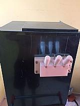 Maquina de sorvete expresso balcao direto da fabrica