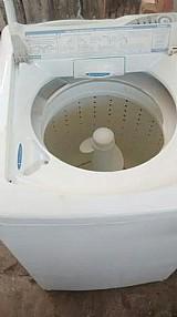 Maquina de lavar roupa cônsul 6kg semi nova