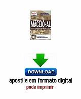 Apostila - assistente / secretário escolar - processo seletivo publico simplificado municipio de maceio / al 2016