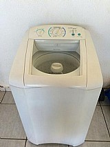Lavadora electrolux 9kg usada