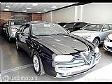 Alfa romeo 156 2.0 elegant 16v gasolina 4p preto 2000/2001