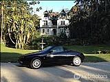 Alfa romeo spider 3.0 v6 12v gasolina 2p manual preto 1996/1996